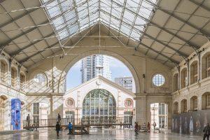 Kultur und Austausch im Centquatre in Paris