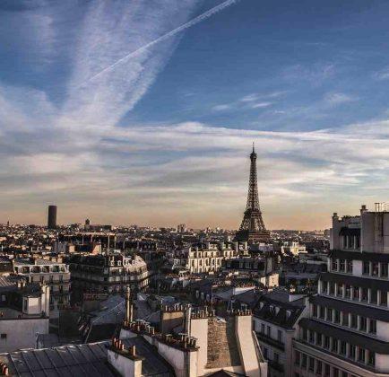 Geheime Terrasen in Paris