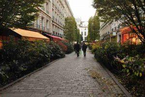 Geheimnisse der Rue du Trésor