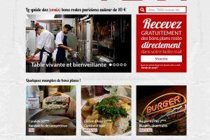 Gut und günstig Essen in Paris