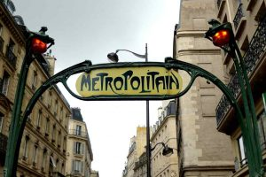 Die Pariser Metro & Tickets