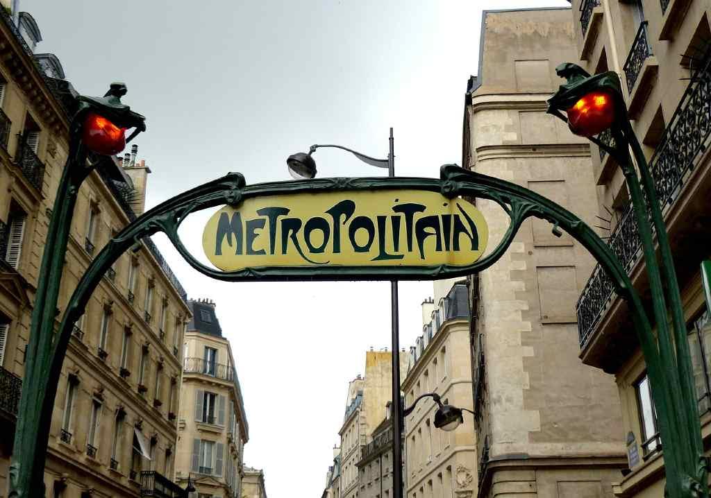 Die Pariser Metro & Tickets